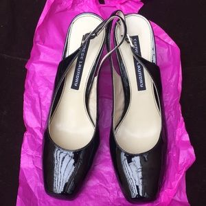 Chinese Laundry Black Patent Shoes